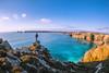 Point Turquoise (ThibaultPoriel) Tags: bretagne coast turquoise crozon france olympus ocean landscape wave sea seascape explore people