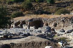 IMG_443a8 (goaniwhere) Tags: ephesus ephesusturkey turkey ancientcity historicsite history rubble ruins grandtheatre libraryofcelsus mycenean