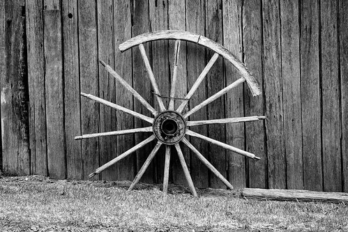 Partial wheel