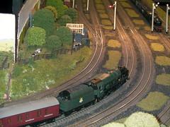 0007_1447255501 (SHMR) Tags: warleymodelrailwayshow oogauge oguage scalemodels trains loco steam diesel wagons coaches scale modelbuildings modelsceanary