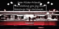 santa train by michael (micagoto) Tags: