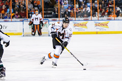 "Missouri Mavericks vs. Utah Grizzlies, December 28, 2016, Silverstein Eye Centers Arena, Independence, Missouri.  Photo: John Howe / Howe Creative Photography • <a style=""font-size:0.8em;"" href=""http://www.flickr.com/photos/134016632@N02/31813515462/"" target=""_blank"">View on Flickr</a>"