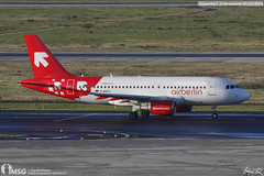 D-ABGS (dabianco87) Tags: aeroplano aircraft aerei plane dus dusseldorf airbus a319 airberlin dabgs olt
