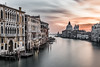 Ponte dell'Accademia (alexanderkoch) Tags: italia italien italy kanal langzeitbelichtung meer sea venedig venezia wasser water workshop sunrise outdoor city panoramic