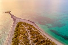 Woodman Point (James A Collins) Tags: aerialphotography djiphantom4pro beach woodmanpoint dji westernaustralia drone coogee australia au