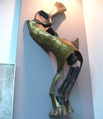 Brachiosaurus brancai P1040607 (martinfritzlar) Tags: senckenberg senckenbergnaturmuseum museum frankfurt skelett knochen tier reptil dinosaurier echsenbeckensaurier saurischier saurischia sauropode sauropoda brachiosauridae brachiosaurus brachiosaurusbrancai giraffatitan giraffatitanbrancai skeleton bones dinosaur sauropod