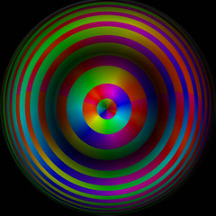 Rings (Marco Braun) Tags: kreis kreise circle circles cercles cercle ring ringe zielscheibe abstract abstrait abstrakt mandala colourful colored farbig bunt multichrom couleurs kunst art