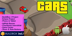 Cars Game (Games) (hypesol) Tags: buildbox car game gamecenter isometric leaderboard menu rating share social system