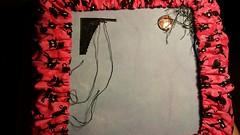 WIP 5/12/2014 (junkieforyourlove) Tags: crossstitch serenitydesigns jackskellington jackskellingtonsal nightmarebeforechristmas silkweaverfabrics