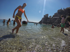 (gilbertotphotography.blogspot.com) Tags: gopro hero hero4 silver mare sea summer estate vacanza holiday sun sole soleggiato sunny hot laspezia liguria spiaggia beach agosto august