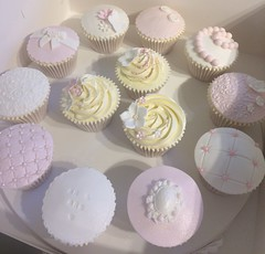 Wedding Cupcakes Samplers
