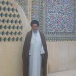 Geistlicher in Shiraz
