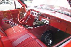 1964 Plymouth Valiant (DVS1mn) Tags: cars car station wagon estate plymouth 15 64 vehicle valiant 1964 stationwagon estatewagon 2015 estatecar shootingbrake longroof moparsinthepark2015