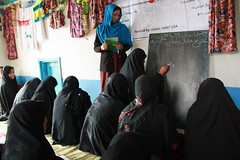 Women's Education Project in Waras Afghanistan