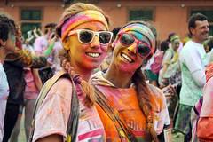The Color Run (9) (MaOrI1563) Tags: italy color florence italia run tuscany firenze toscana colori corsa lecascine parcodellecascine colorrun thecolorrun maori1563 thecolorrunfirenze2015