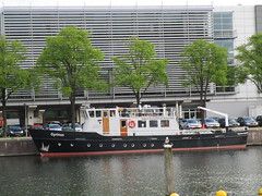 Schip Gyrinus Amsterdam (Arthur-A) Tags: school netherlands amsterdam marine ship navy nederland schip zeevaartschool gyrinus