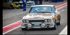 Ford Capri RS 2600 (1972) (Laurent DUCHENE) Tags: ford capri rs 2600 2015 spafrancorchamps peterauto spaclassic
