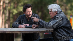 Leno's Garage - Arch (TL2Bass) Tags: celebrity forest star nikon arch jay motorcycles bikes motorcycle actor biker celebrities leno keanu reeves newcombs jaylenosgarage