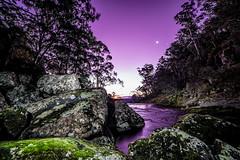 Ebor Edge (Daniel J Murphy) Tags: longexposure lightpainting night stars australia astro astrophotography highiso milkyway ebor sonya7s