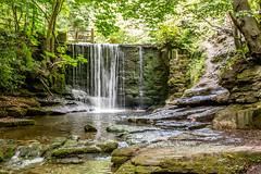Nant Mill (Maisiebeth) Tags: woodland waterfall walk wrexham northwales nantmill