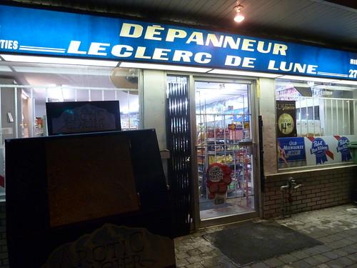 Comme chez Leclerc... Montréal, Québec