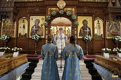 158. The Commemoration of the Svyatogorsk icon of the Mother of God / Празднование Святогорской иконы Божией Матери
