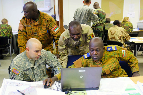 Western Accord 2015 Command Post Exercise
