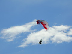 Paramotoring over Utah Lake (Jim Mullhaupt) Tags: sky sport clouds landscape fun utah flying nikon flickr outdoor saratogasprings p900 coolpix utahlake lehi walpaper paramotoring poweredparagliding mullhaupt nikoncoolpixp900 coolpixp900 nikonp900 jimmullhaupt