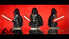 Darth Vader - Star Wars Rogue One (AndrewVxtc) Tags: lego star wars custom rogue one darth vader minifigure andrewvxtc