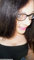 January 2017 (emilyproudley) Tags: crossdresser cd tv tvchix tranny trans transvestite transsexual tgirl tgirls convincing feminine girly cute pretty sexy transgender xdresser gurl glasses top closeup