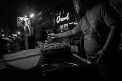 13) Fast Food (Blue Nozomi) Tags: sidewalk vendor manila fast food fried liver