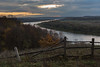 The Tula region. Polenovo (misus1504 (Elena)) Tags: weather water russia river rain kalugaoblast kaluga tarusa oka travel trees sky outdoor autumn sunset light orthodox october color canon mark m landscape polenovo