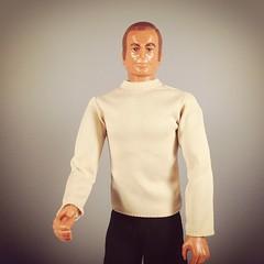 Maskatron Oscar Goldman Disguise (WEBmikey) Tags: toys sixmilliondollarman smdm kenner maskatron