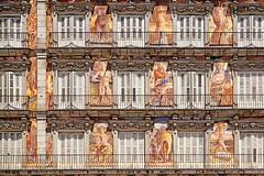 ESPANHA - Marid - Casa de la Panadería (Infinita Highway!) Tags: infinita highway wwwinfinitahighwaycombr building architecture arquitectura arquitetura travel viagem trip spain espanha europe europa sony alpha