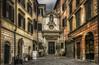 Roma n°18 - Trastevere_Santa Barbara (Roberto Defilippi) Tags: 1082016 rodeos robertodefilippi nikond7100 roma trastevere chiesa church