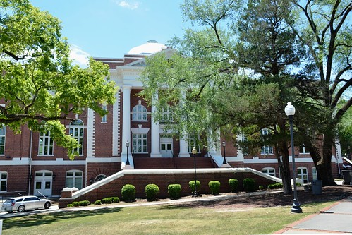 Tuskegee University, Tompkins Hall