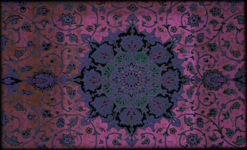 """Alfombras, espacios íntimos que simbolizan templos, árboles de la vida y el conocimiento, astros y paradisos. • <a style=""""font-size:0.8em;"""" href=""""http://www.flickr.com/photos/30735181@N00/31766545554/"""" target=""""_blank"""">View on Flickr</a>"""