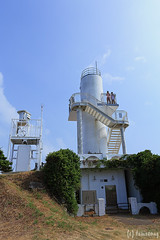 Obae Lighthouse (tomosang R32m) Tags: japan nagasaki hirado ikitsuki island 長崎 平戸 生月島 大バエ灯台 灯台 lighthouse canon