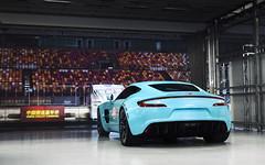One77. (Alex Penfold) Tags: aston martin one77 shanghai china supercars supercar super car cars autos alex penfold 2016