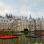 Mondriaan  and parliament buildings thumbnail
