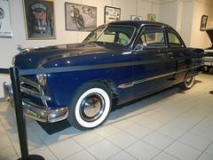 1949 Ford Custom (splattergraphics) Tags: 1949 ford custom museum antiqueautomobileclubofamerica aacamuseum hersheypa