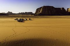 Djanet 2 (melcadebiskra) Tags: djanet algeria algerie sunset couche soleil sahara desert trip travel voyage