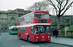 Ribble 1328 840324 Liverpool [jg] (maljoe) Tags: ribble ribblemotorservices nbc nationalbuscompany leylandatlantean atlantean
