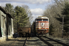 NS 911 at Buskirk (Thomas Coulombe) Tags: panamsouthern panam norfolksouthern ns nssd60e sd60e emdsd60e 287 freighttrain train buskirk newyork district3