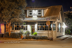 Quaint Shop (tclaud2002) Tags: shop store quaint night lights sparkle blvdstreet stuart floridausa outdoors outside cityscape landscape