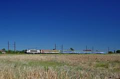 IC 4657 @ Bressols (Wesley van Drongelen) Tags: sncf société societe nationale chemins fer français francais ic intercités intercites corail grand sud 4657 série serie br class type bb7200 bb 7200 107200 nez cassé casse alsthom bressols trein train zug