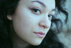 (ritabenacci) Tags: primo piano luce volto face sguardo eyes occhi capelli hair