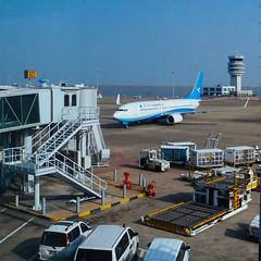 澳门国际机场·国际出发 (Allan_lun) Tags: gx1 松下 澳门 机场 airport 出发 14mm lumix