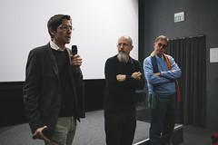 Ross Lipman 006 (Cinemazero) Tags: pordenone cinemazero rosslipman film notfilm busterkeaton samuelbeckett documentario