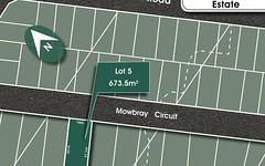 Lot 5 Mowbray Circuit, Kellyville NSW